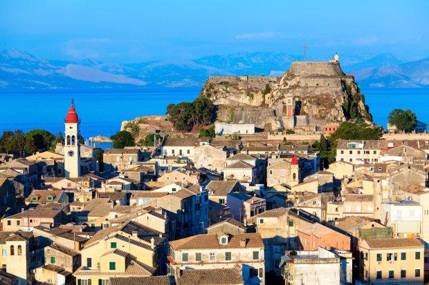 Korfu - grecka wyspa, która zachwyciła (nawet) Homera
