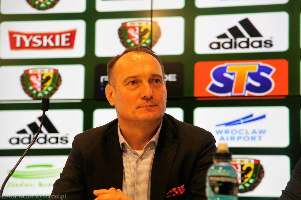 Dyrektor Adam Matysek