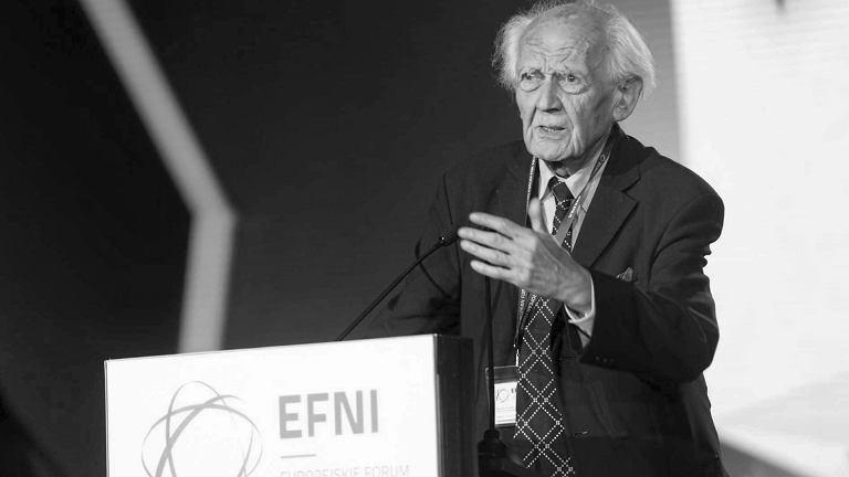 Prof. Zygmunt Bauman nie żyje