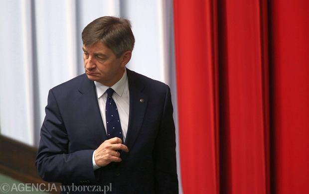 PiS przyspiesza prace nad kolejn� ustaw� o Trybunale Konstytucyjnym. W przysz�ym tygodniu zajmie si� ni� Sejm