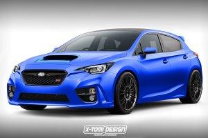 Subaru WRX STI 2018 | Powr�t hatchbacka?