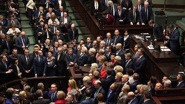 34 Posiedzenie Sejmu VIII Kadencji