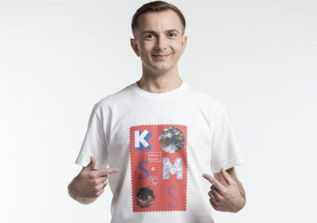 """Ka�de dziecko jest naukowcem - wywiad z Tomaszem Ro�kiem, autorem ksi��ki """"Kosmos"""""""