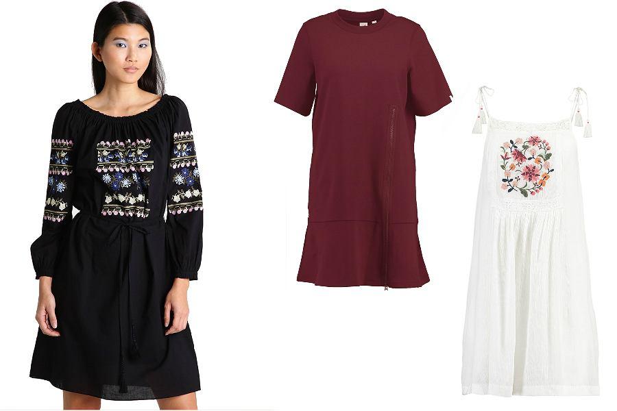 ad81e76b81 Sukienki bawełniane  idealny wybór na ciepłe dni
