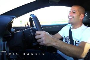 Chris Harris powraca z nowym programem