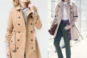 fa8fa5ecede03 Trencz: 17 klasycznych damskich płaszczy na jesień