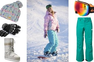 Damskie ubrania i dodatki na zimowe wycieczki - nasze propozycje