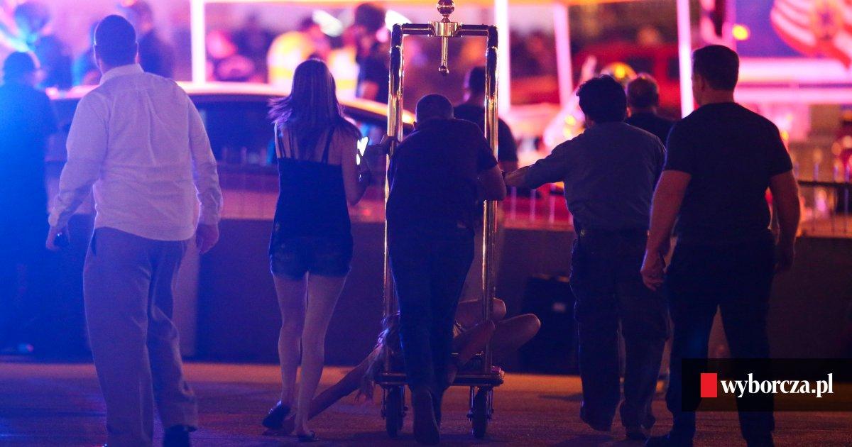 Strzelanina W Nowej Zelandii Film Image: Strzelanina W Las Vegas. 58 Osób Nie żyje, Ponad 500
