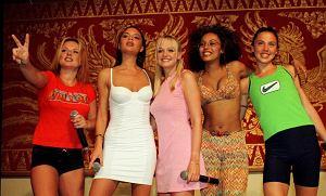 Nie wszystkie koleżanki Geri Halliwell ze Spice Girls dotrą na jej nadchodzący ślub.