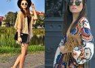 Street fashion: styl boho według naszych czytelniczek