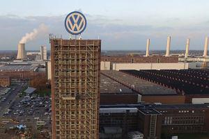 Bomba pod siedzibą Volkswagena