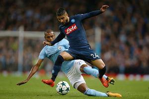 Manchester City - Napoli 2:1. Bardzo osobliwy hit Ligi Mistrzów