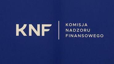 KNF. Komisja Nadzoru Finansowego
