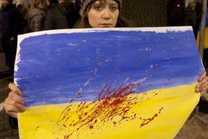 Najbardziej krwawy dzie� protest�w na Ukrainie. Co si� wydarzy�o? [PODSUMOWANIE]