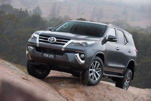Toyota Fortuner | Nowa generacja oficjalnie