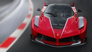 Ferrari | Powstanie mocniejsza wersja FXX K