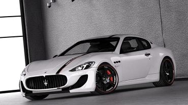 Maserati GranTurismo MC Stradale Demonoxious