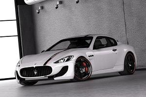 Diabelne Maserati GranTurismo