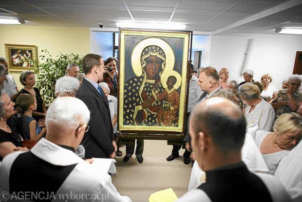 Kopia obrazu Matki Bożej z Jasnej Góry