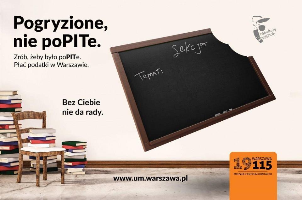 Gdzie Zaplacisz Pit Ratusz Znowu Kusi Karta Warszawiaka I Setka