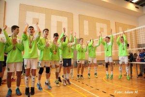 Młodzicy AZS-u rozbili rywali w ćwierćfinale mistrzostw Polski