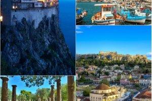 Bogata historia, najdłuższe plaże Europy i niesamowita przyroda. Grecja kontynentalna - miks kultury i natury