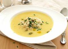Ekspresowa zupa krem z młodego kalafiora - ugotuj
