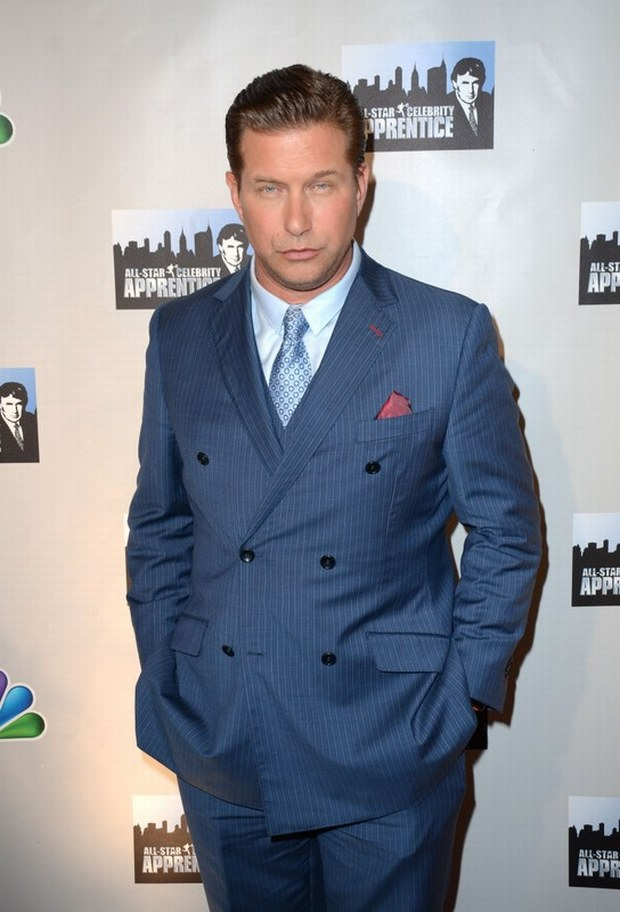 'All-Star Celebrity Apprentice' unveiling at Jack Studios, NYC.  Pictured: Stephen Baldwin