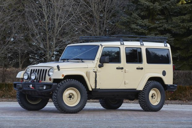 Jeep | 7 koncept�w na Moab Easter Jeep Safari