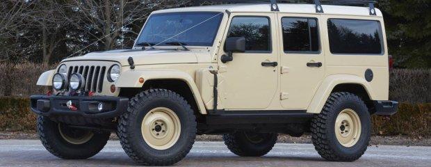 Jeep | 7 konceptów na Moab Easter Jeep Safari