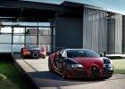 Wideo | Bugatti Veyron Grand Sport Vitesse La Finale | Zobacz jak powstawa�