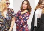 Niedrogie i modne stylizacje dla pań noszących rozmiar 42+