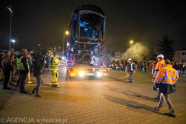 Zdjęcie numer 7 w galerii - Lech Poznań ma już swoją lokomotywę. Parowóz stanął przed stadionem przy Bułgarskiej
