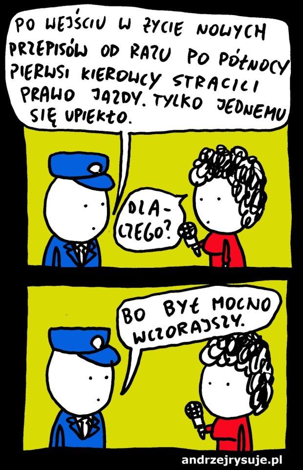 Andrzej rysuje   20.05.2015 - Andrzej rysuje dla Wyborczej.pl - 20.05.2015 -