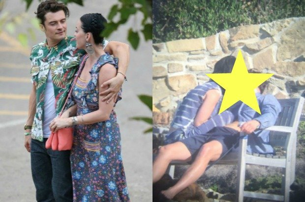 Katy Perry i Orlando Bloom