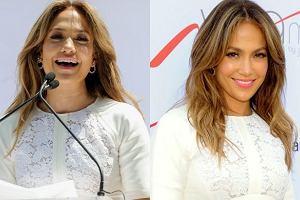 Nikomu nie jest tak dobrze w bieli jak Jennifer Lopez. Latynoska pi�kno�� nas zauroczy�a