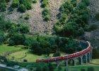 Bernina Express. Najbardziej widowiskowa podróż po Szwajcarii