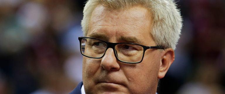 Ryszard Czarnecki o rozmowie z Mateuszem Morawieckim: Przemek sobie sam ten staż załatwił