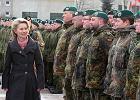 """Czy niemiecka minister obrony to """"księżniczka na lodzie"""". Jej armia jest w rozkładzie"""