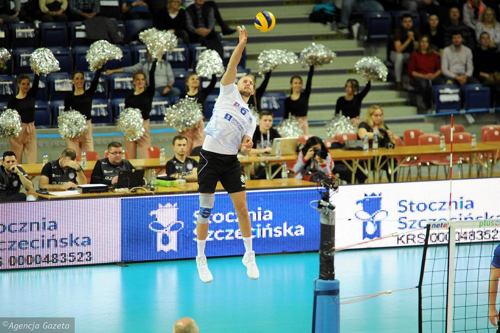 Stocznia 3:0 Asseco Resovia
