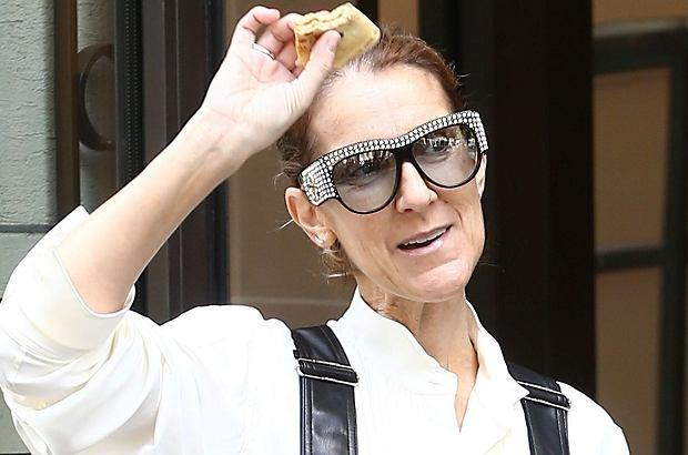 Celine Dion nie naśladuje trendów. Ona wyznacza własne, ale mamy radę: nie bierzcie z niej przykładu.