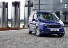 Ford Tourneo Courier | Pierwsza jazda | Najmniejszy w rodzinie