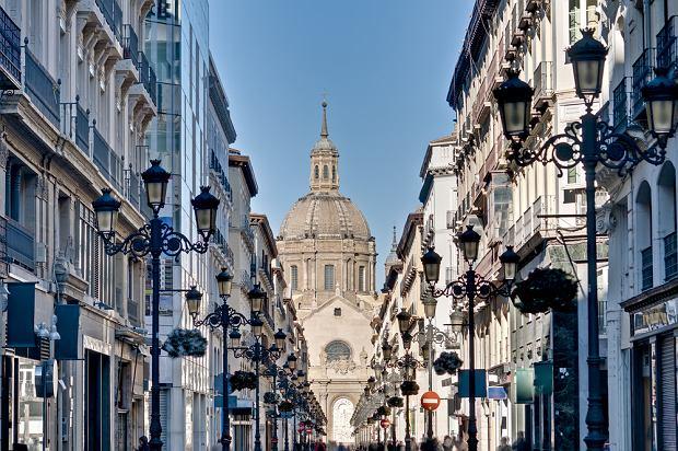 Hiszpania zabytki - Aragonia, Zaragoza, Saragossa / Shutterstock