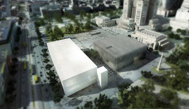 MSN. Cypryjska spółka wstrzymała budowę muzeum
