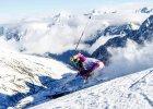 Alpejski P�. Poduszki powietrzne w kombinezonach