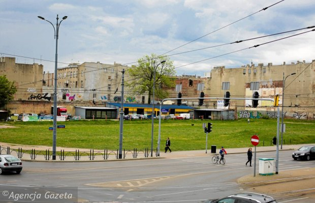 Inwestor od hotelu andel's buduje w Łodzi. Po sąsiedzku