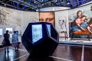 Leonardo da Vinci i jego polscy odpowiednicy w EC1. Takiej wystawy jeszcze nie było