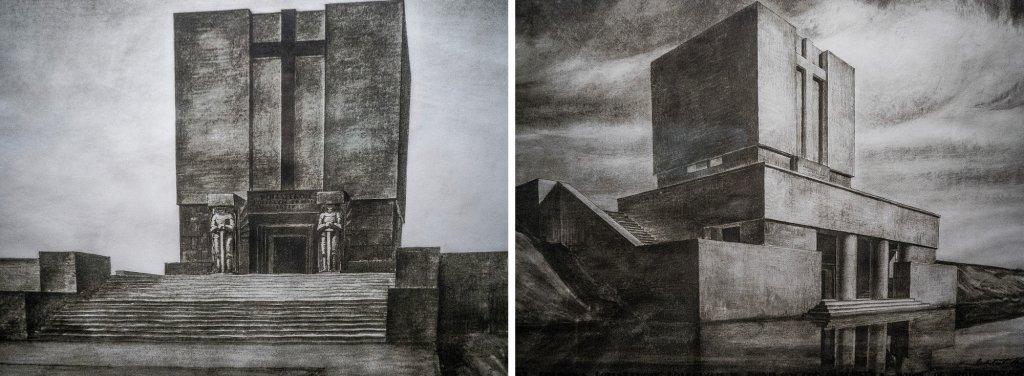 Powstanie mauzoleum miało być jednym z elementów upamiętniających bitwę pod Ostrołęką (fot. materiały prasowe)