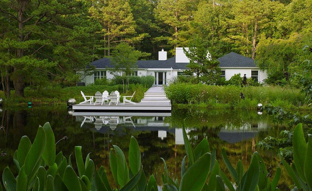 Niesamowita metamorfoza domu w Maryland. Zdjęcie po zmianie.