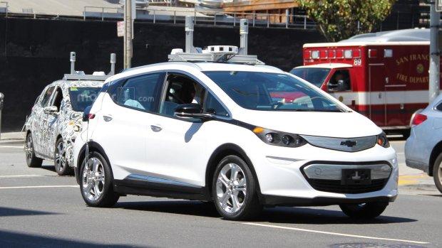 Prototypy | Autonomiczny Chevrolet Bolt | Uber w tarapatach [Aktualizacja]